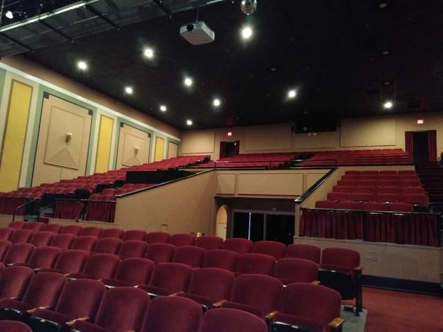 DeSoto Theatre - Rome, GA. - December 2019 - Theatre Seating