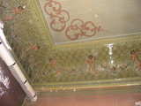 <p>Details from the former Lyric Theatre decor, now hidden behind one of the Roxy organ chambers.</p>