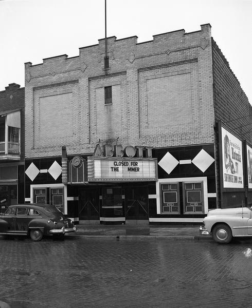 Abbott Theater 1950s