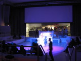 Interior of the Supperclub nightclub, early 2011.