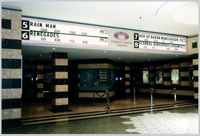 Hilltop Cinema 5-8