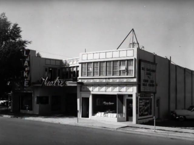 Lake Theatre, Moses Lake, WA