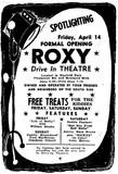 Roxy Drive-In