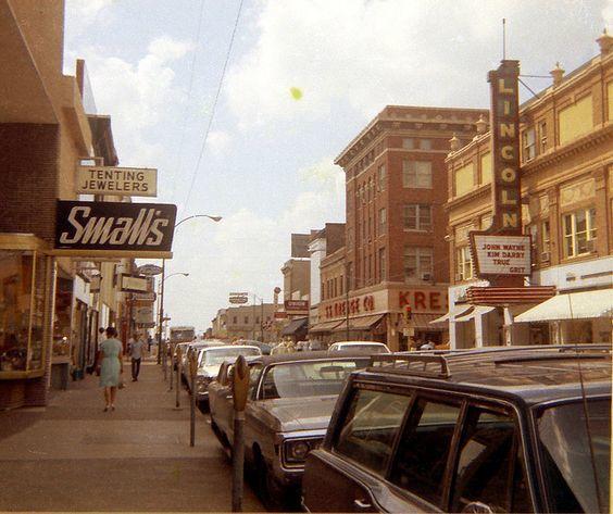 1969 photo via Arnold Fusco.