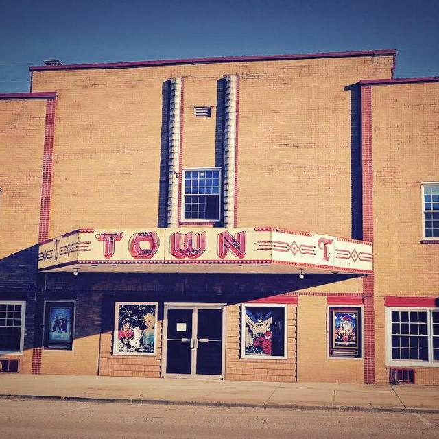 November 2017 photo credit The Town Theater Facebook page.