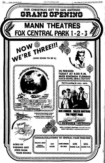 Central Park Fox