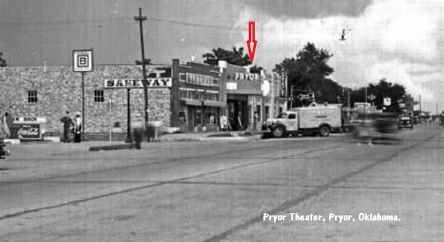 Pryor Theater