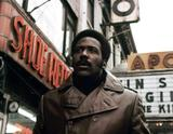 """1971 photo of Richard Roundtree as """"Shaft"""" credit Everett Collection."""