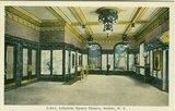 Lafayette Theatre Lobby