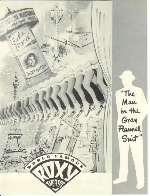 1956 ROXY NYC