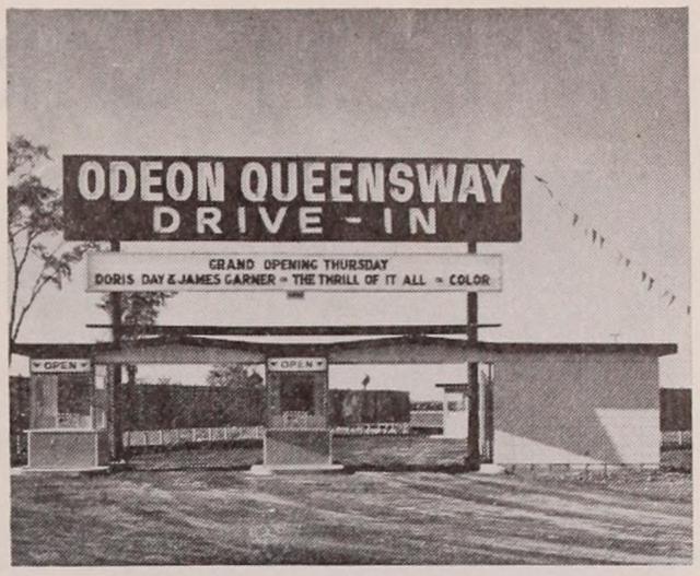 Queensway Drive-In