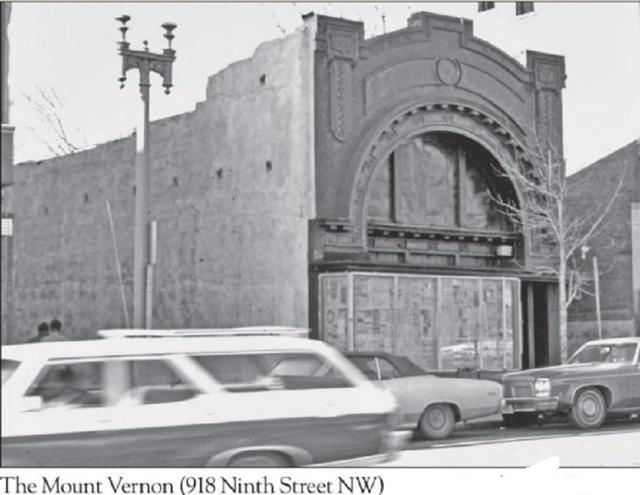 Mount Vernon Theatre
