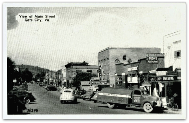Scott..Gate City Virginia