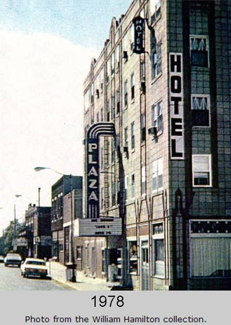 Plaza Theatre in Trenton Missouri