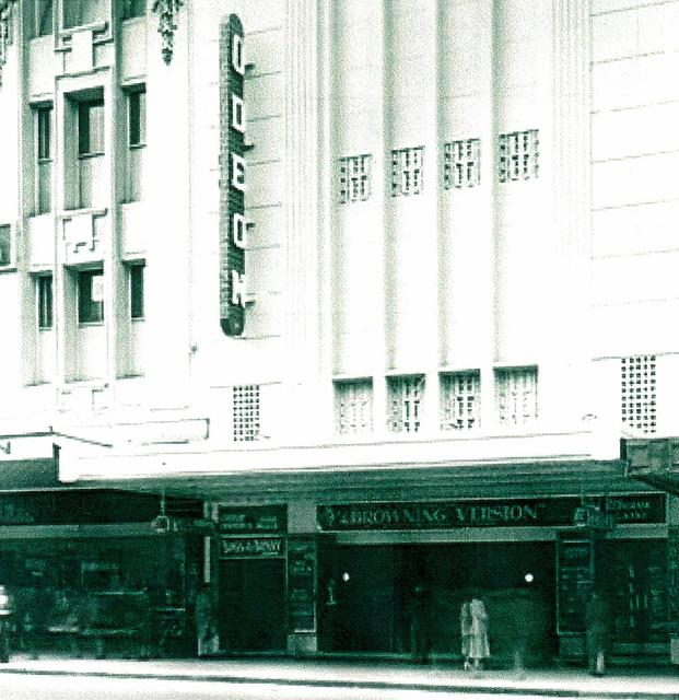 Odeon Theatre  283 Bourke Street, Melbourne, VIC - 1951