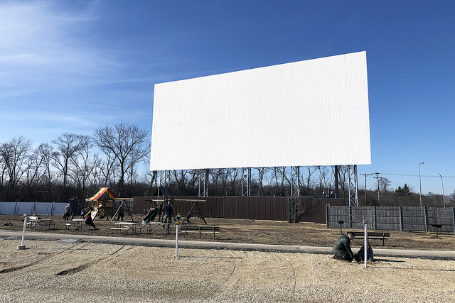 Cascade Drive-In, West Chicago, IL