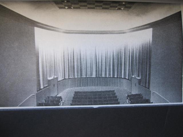 Odeon Theatre  283 Bourke Street, Melbourne, VIC - RE-WORKED INTERIOR