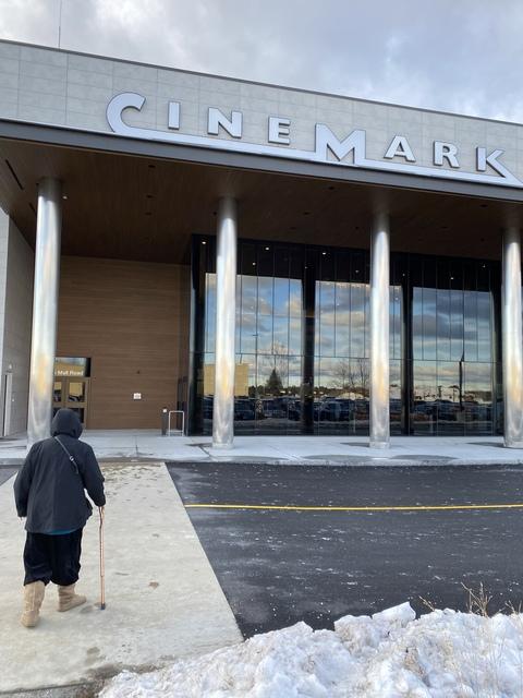 Cinemark Rockingham Park & XD