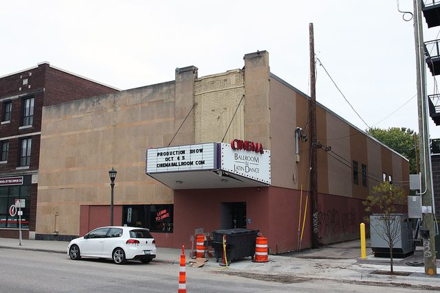 St. Clair Theater, St. Paul, MN