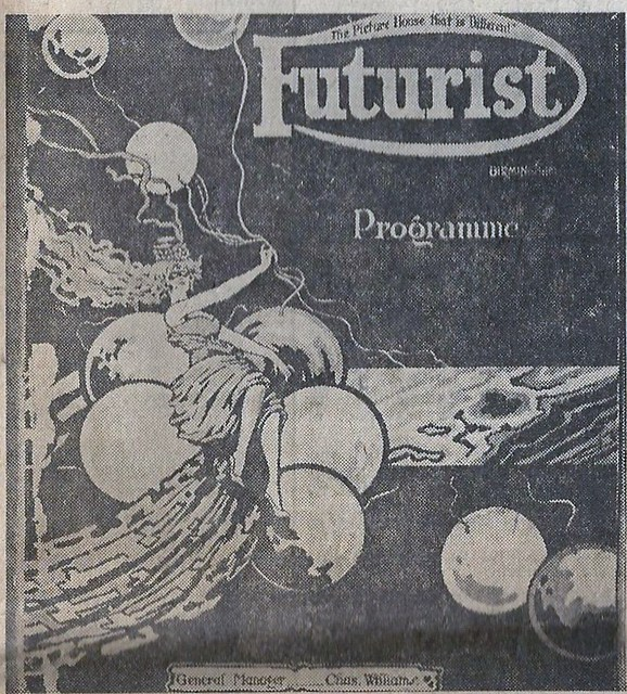 Futurist Programme1