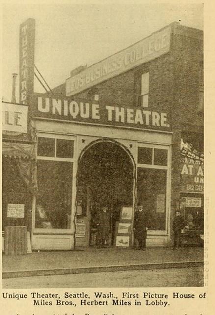 Unique Theatre