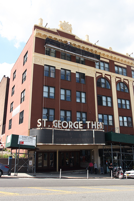 St. George Theatre, Staten Island, NY