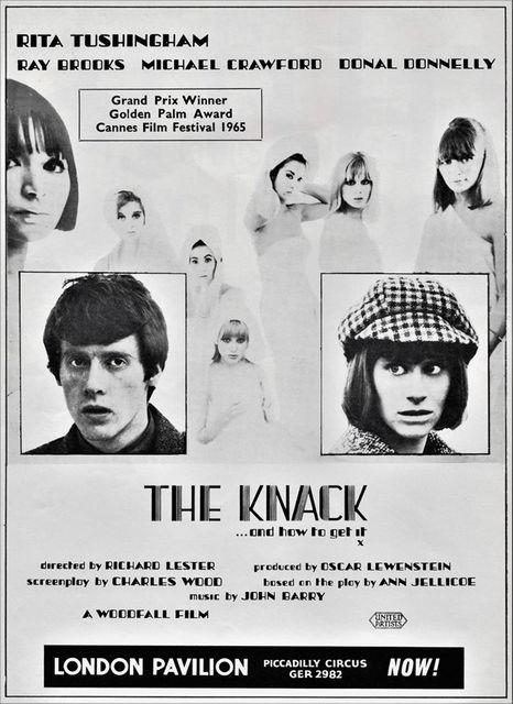 1965 print ad courtesy Benjamin Fowler.