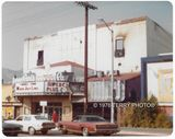 Paris Theatre 1976 Fire West Hollywood