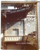 Side Balcony Fire Damage Paris Theatre 1976