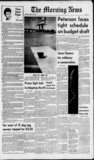 The Morning News 3/13/69