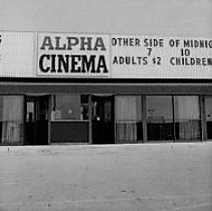 Alpha Cinema 1 & 2