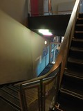 "[""Broadway Cinema Stairs""]"