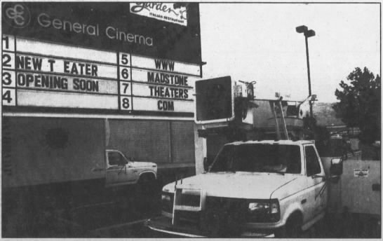Madstone Theaters first opened (2002)
