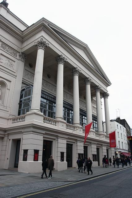Royal Opera House, London, England