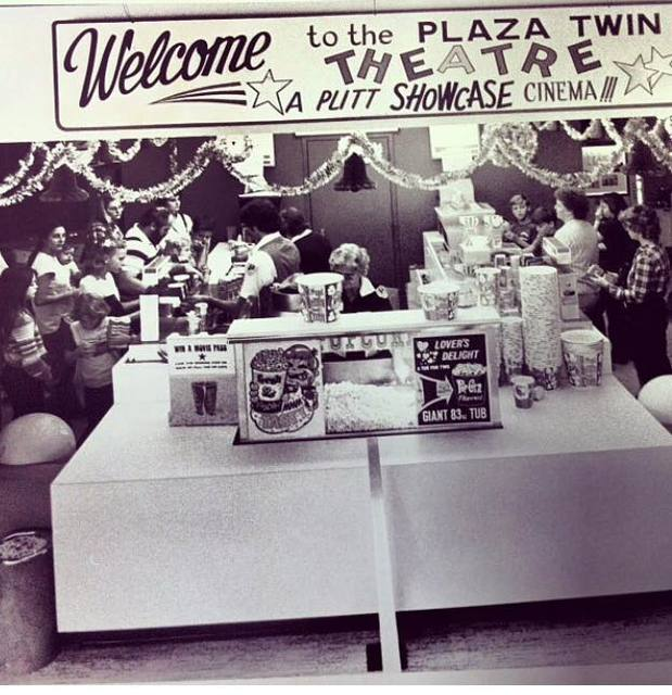 As Plaza Twin, 1981 photo credit Katie Bowles Price‎.