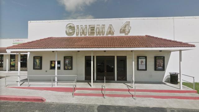 Rockport Cinema 4 Exterior