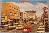 Mid `70s postcard.