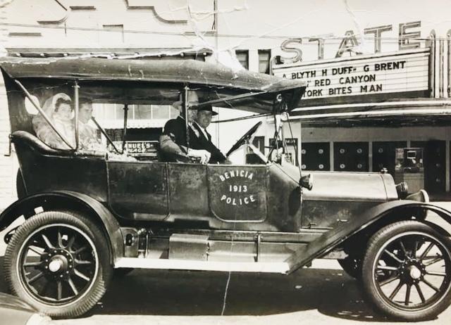 State Theatre 1940s