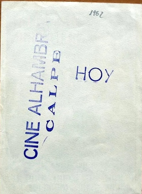 Cine Alhambra
