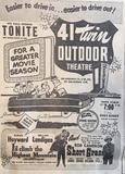 1951 print ad courtesy Daniel A Dzioba.