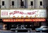 """[""""Rivoili Theatre NYC - 1966 - SOUND OF MUSIC premiere roadshow""""]"""
