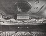 Hawaii Theatre Auditorium from Stage, 1923