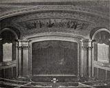 Proscenium, Hawaii Theatre, 1923