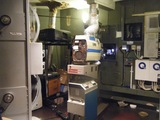 Projection room for both screens 2011