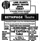 """[""""BETHPAGE A.I.T. THEATER""""]"""