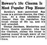 """[""""Governor Theatre""""]"""