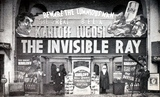 """The Invisible Ray"" Starring Boris Karloff & Béla Lugosi"