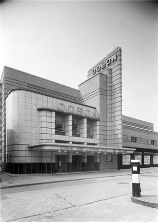 Odeon Crewe
