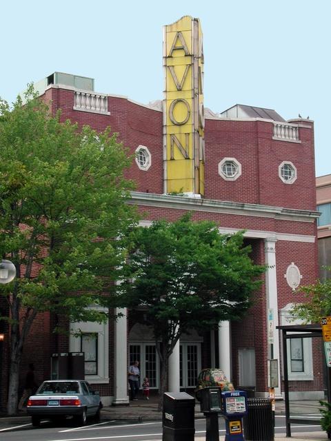 Avon Theatre - 2001