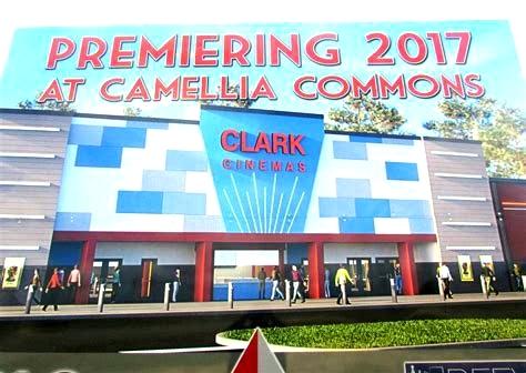 Clark Cinema 10